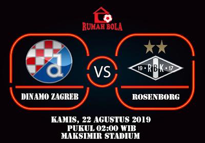 Prediksi Dinamo Zagreb vs Rosenborg 22 Agusrus 2019