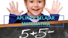Aplikasi Belajar Matematika untuk SD, SMP, SMA