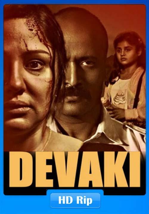 DEVAKI 2020 Hindi Dubbed 720p HDRip x264   480p 300MB   100MB HEVC