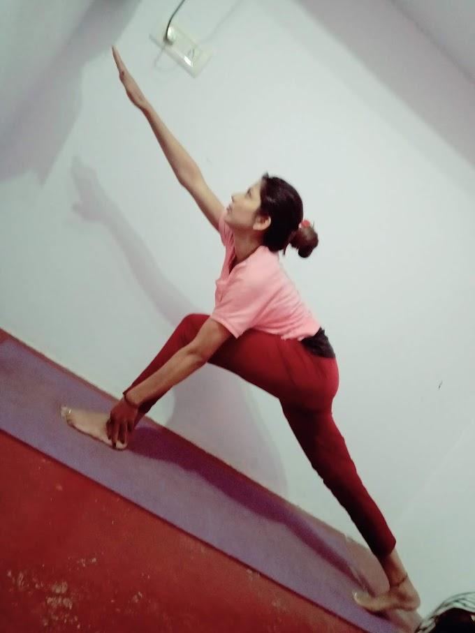 Side-Posture Aasan