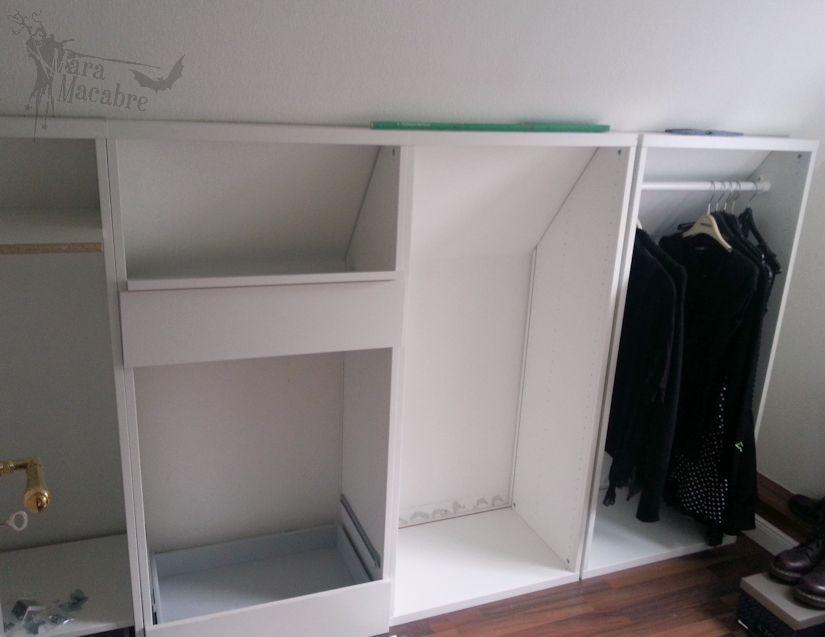 Ikea Hack Kleiderschrank | Die schönsten Einrichtungsideen