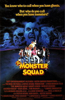 The Monster Squad (1987) แก๊งสู้ผี (Andre Gower)