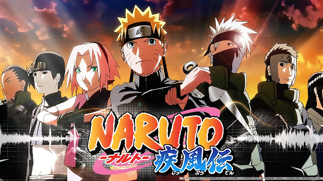 Naruto Shippuden - Top 10 Anime Ranked by Number of Viewers