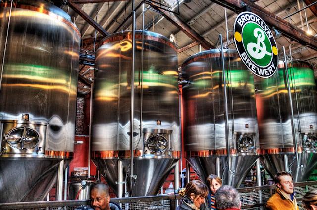 Brooklyn Brewery Tour
