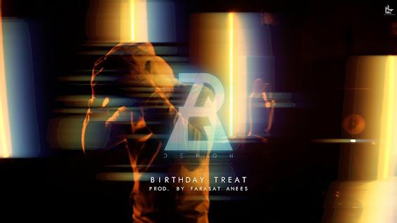 Birthday Treat Song Lyrics - Rap Demon | Farasat Anees Lyrics Planet