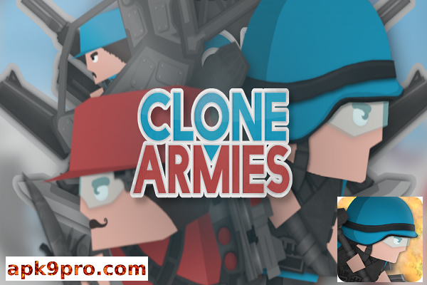 Clone Armies v7.0.1 Apk + Mod (File size 72 MB) for android