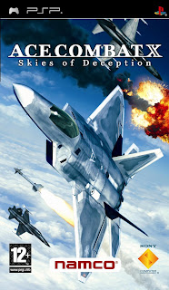 Ace Combat X: Skies of Deception PSP GAME