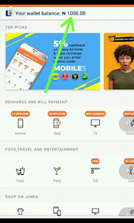 download jumia one app