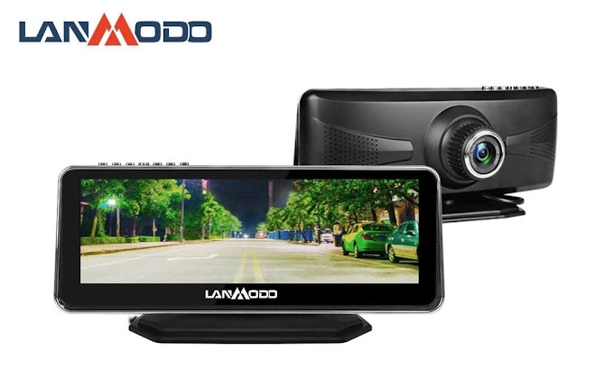Hands-on Review of Lanmodo Car Night Vision Camera