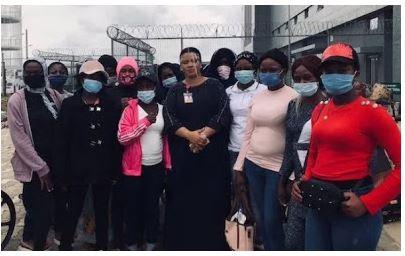 Shocking!! 80,000 Nigerian Ladies Held As S3x Slaves In Saudi Arabia, Oman