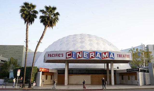 Kaliforniens ArcLight- und Pacific-Theater, die wegen des guten