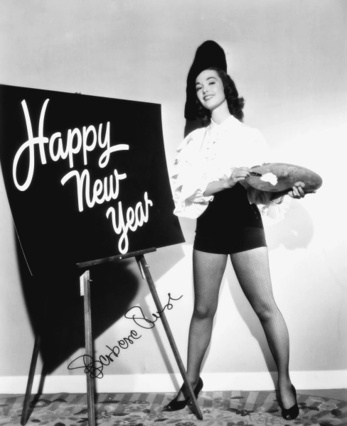 http://ecoworldreactor.tumblr.com/post/106935216507/barbara-rush-new-years-1950s