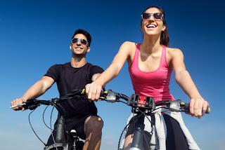 Ventajas de manejar en bicicleta