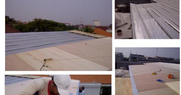 awning dari baja ringan cara memasang atap bitumen ~ contoh rumah