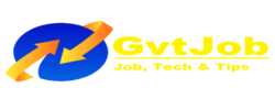 Govt Job and Tech, tips, Turotrial and LifeStyle In India - GvtJob.Net