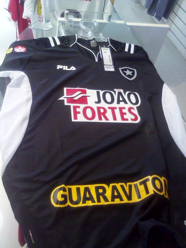 3957f274d3 Camisas do Botafogo  Nova camisa do Botafogo