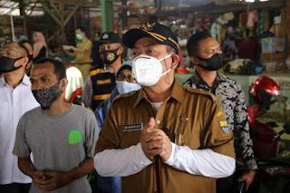 Berharap Warganya Tidak Terkonfirmasi Covid-19, Walikota Terus Suarakan Protokol Kesehatan