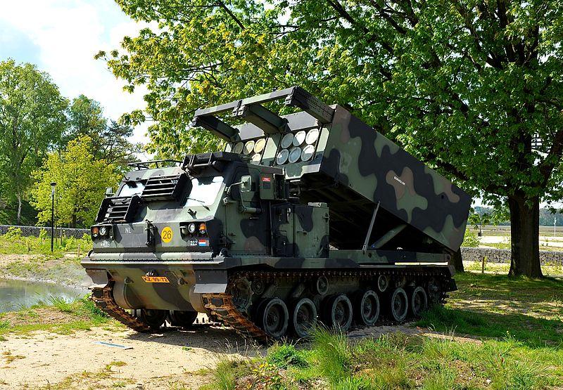 نظام إطلاق الصواريخ المتعددة الموجهة (GMLRS)  - أسلحة الجيش الأمريكي - ميزانية الجيش الأمريكي 2021