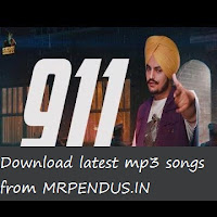 911 Full - Sidhu Moose Wala mp3 downlaod free