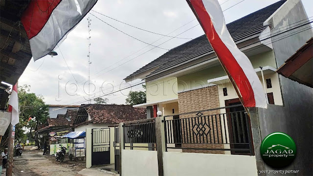Rumah dekat Kampus Stikes Aisyiyah Jogja