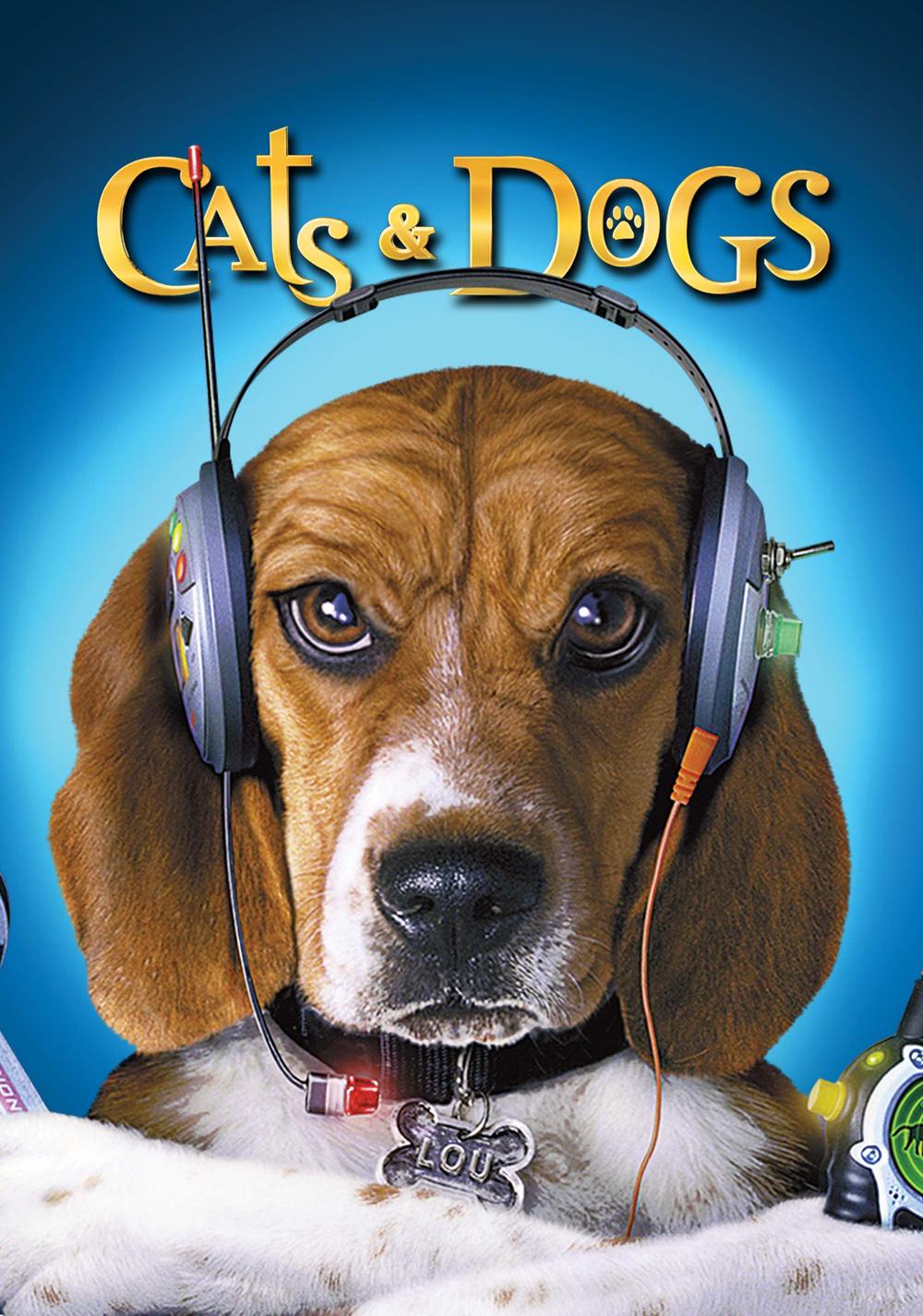 Cats & Dogs [2001] [DVDR] [NTSC] [Subtitulado]