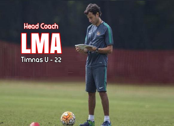 Head Coach Timnas U - 22