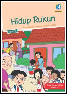 download gratis buku tematik kelas 2 tema 1