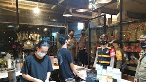 KRYD Polsek Ciparay Polresta Bandung, Sasar Pusat Perbelanjaan