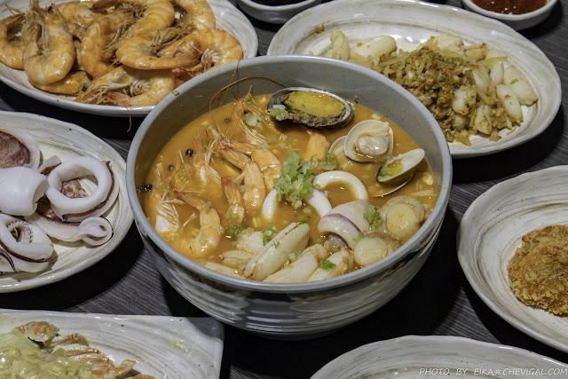 MG 1810 - 熱血採訪│拼鮮海產泡飯,來吃海鮮吃到怕!點一碗泡飯就能吃2餐,份量遠遠超過佛跳牆的等級啦!