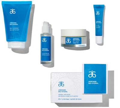 Fight skin dehydration with Arbonne Bio-Hydria!
