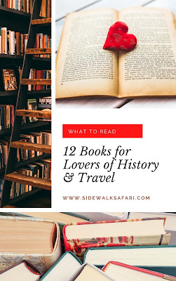 Books for travel and history lovers