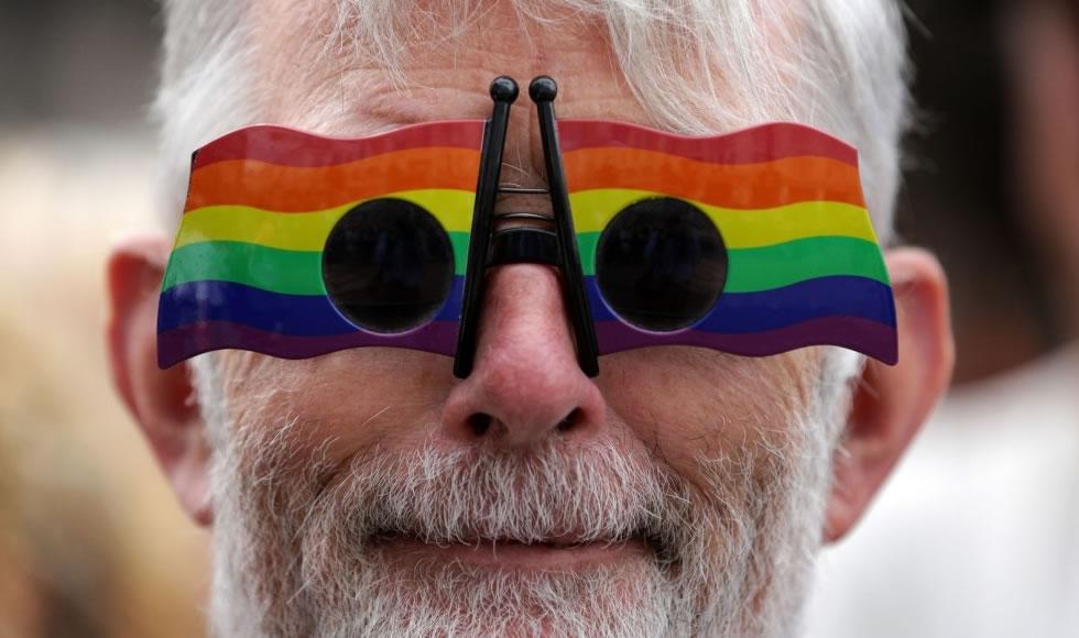 As melhores fotos da Parada do Orgulho LGBT de Londres