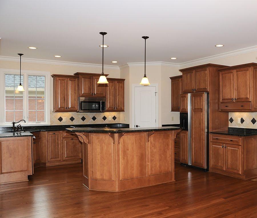 Wood Floors In Kitchen: Calgary, Edmonton, Toronto, Red Deer