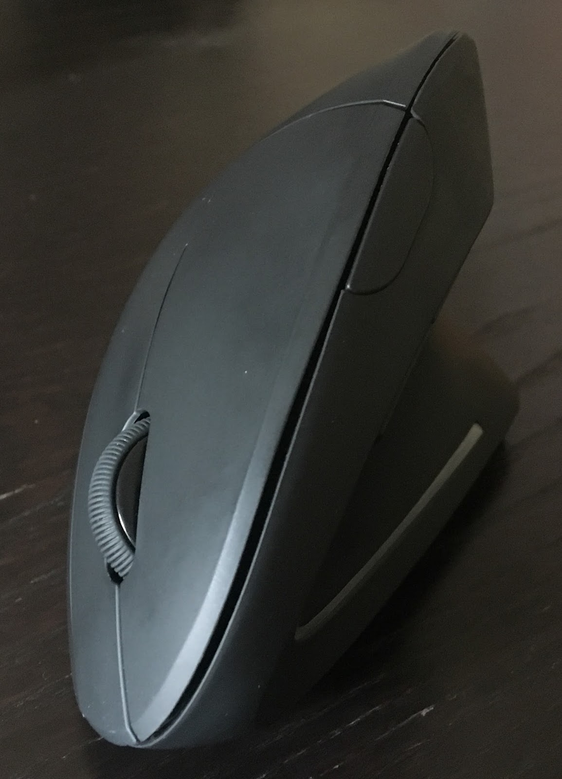 Subclassed: CSL Vertical Mouse Review