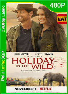 Holiday In The Wild (Navidad en África) (2019) | DVDRip Latino HD GoogleDrive 1 Link