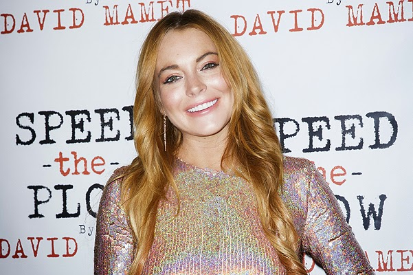 Lindsay Lohan will continue theatrical career?
