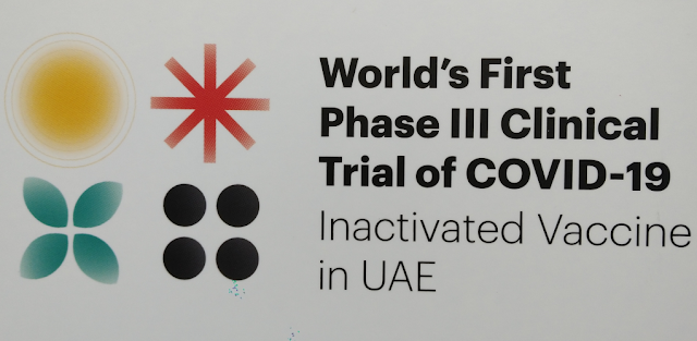The World's First Phase 3 Clinical Trial - Inactivated COVID-19 Vaccine