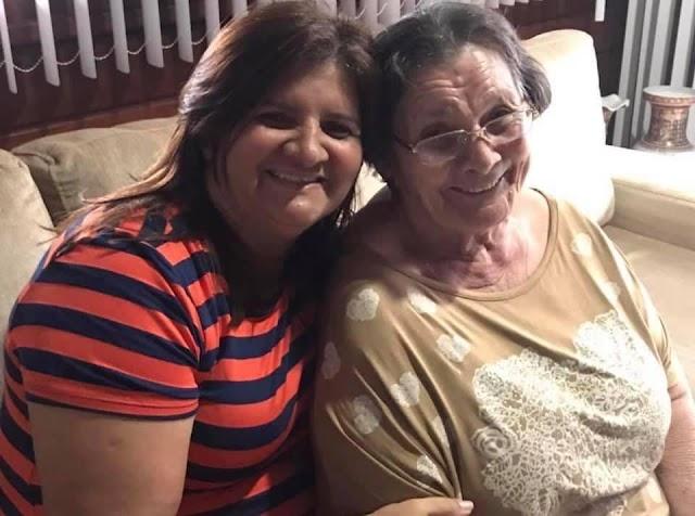 Morre aos 89 anos avó da prefeita Ziane Costa em decorrência de Covid-19