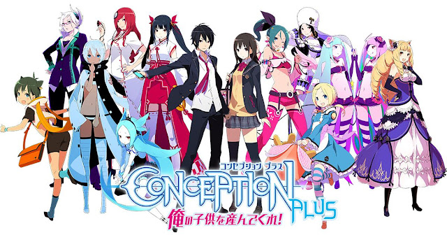 Conception (Episode 01-12) English Sub/Dub