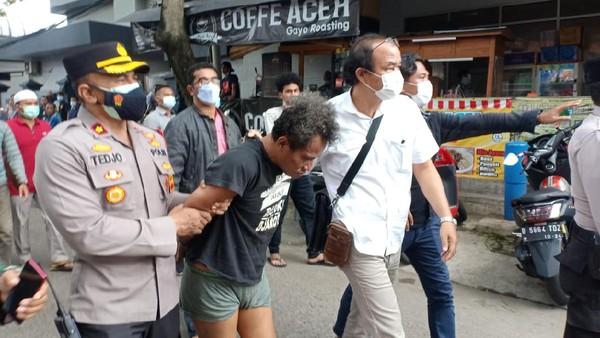 Anggota TNI Terluka Ditusuk Tetangganya di Jaktim