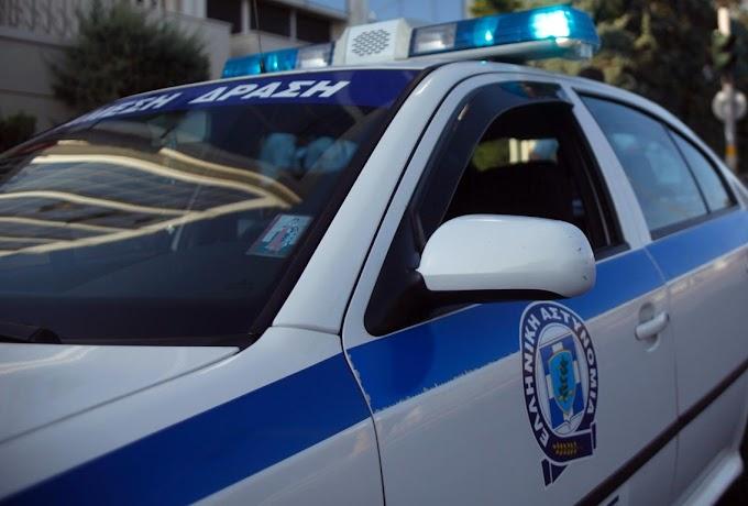 Σύλληψη ημεδαπής για κλοπή σε σούπερ μάρκετ