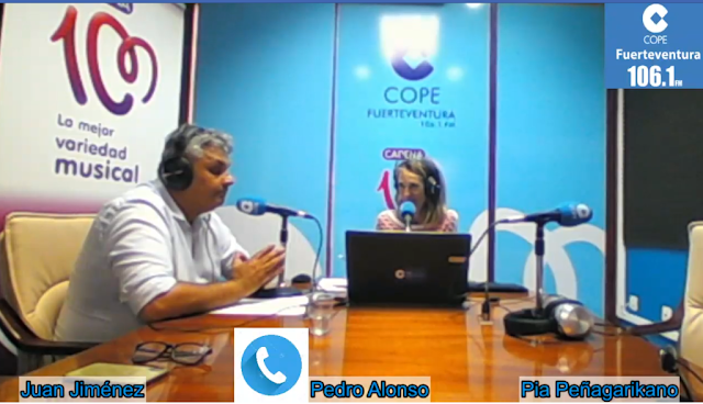 """Fuerteventura.- Alcalde de Puerto del Rosario reconoce que es """"prácticamente imposible"""" evitar los trabajos permitidos a Disa en la capital"""