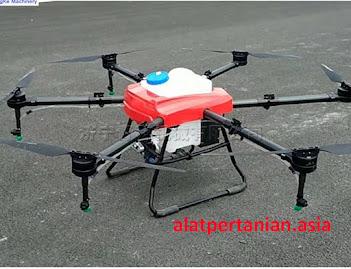 Contoh drone untuk sprayer pertanian