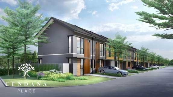 Cendana Homes Karawaci Lippo Village Tangerang