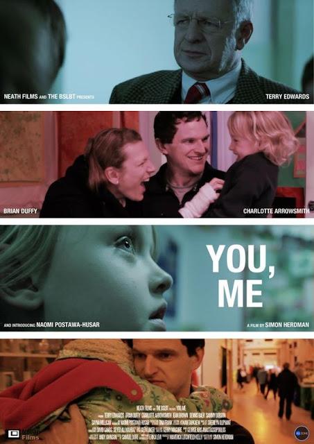 Cortometraje You, Me dirigido en 2012 por Simon Herdman