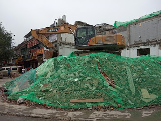 投诉:西安市碑林区政府以违法卑劣行径逼迫居民搬迁