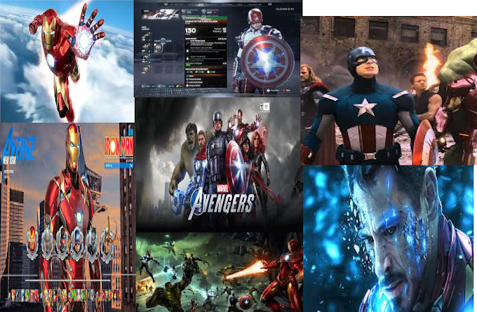 What is Best Avenger Games For Pc