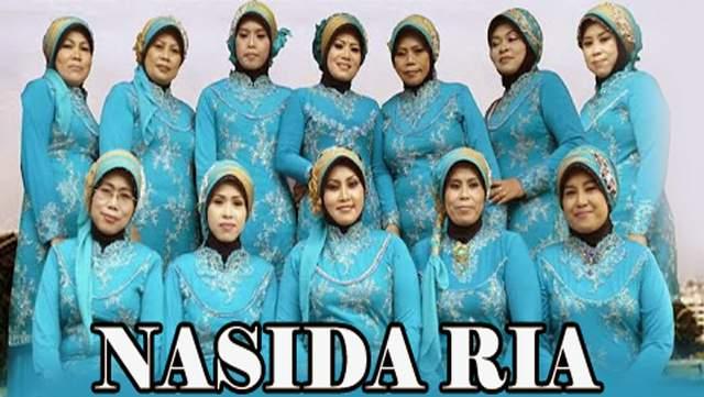 Foto Personil Nasidaria anggota lama dan baru
