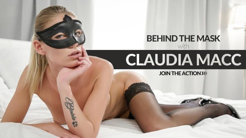 LETSDOEIT – Sexy blonde has intense sex – Claudia Macc
