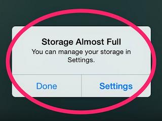 5 Tips dan trik untuk iPhone yang storagenya sering full
